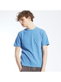 【SALE/40%OFF】ABAHOUSE LASTWORD 鹿の子Wフェイス半袖Tシャツ アバハウス カットソー Tシャツ ブルー ホワイト ピンク ネイビー