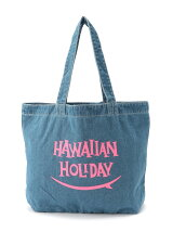 Hawaiian Holiday/(U)H.H TOTE BAG/HH-03902CG