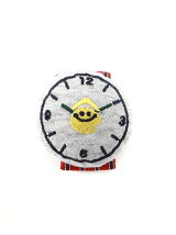 時計モチーフおもちゃ