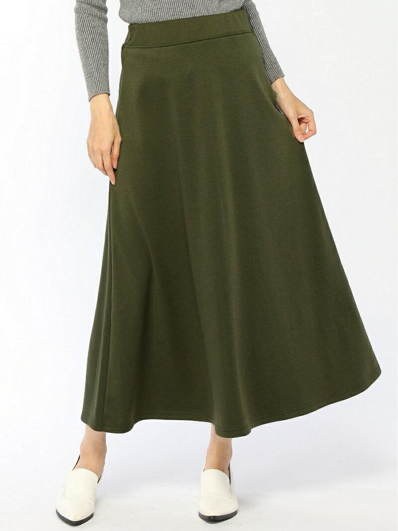 YEVS supply (W)裏シャギー ロングスカート イーブス サプライ スカート