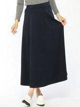 (W)裏シャギー ロングスカート