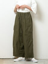 SETTO/(U)PALACHUTE PANTS