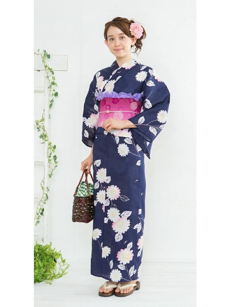 なでしこ 浴衣3点セット(5.800円+税) ナデシコ【送料無料】