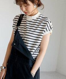 coen 【WEB限定カラー】リピT・機能付きハイネックTシャツ# コーエン カットソー Tシャツ ホワイト ブラック ベージュ オレンジ イエロー ブルー パープル レッド