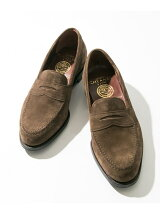 CHEANY×URBAN RESEARCH 別注SUEDE LOAFER