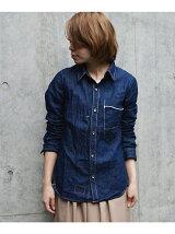 Johnbull/(W)ルードワークシャツ