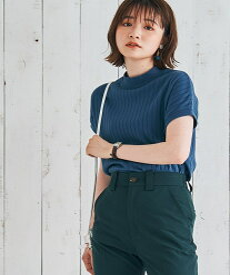 【SALE/10%OFF】coen リピT・ハイネックリブTシャツ# コーエン カットソー Tシャツ ネイビー ホワイト ブラック ブラウン