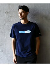 BlueNoteRecords(R)コラボ オールドロゴプリントTシャツ