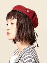<LAULHERE>ウール ベレー帽