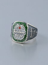 RICHDOOR/(M)Red Star Ring