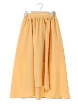 sugar spoon フィッシュテールカラースカート