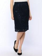 Emilyan/ジャガードレーススカート