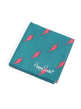 (W)【WEB店限定】【Happy Sock】FLASHチーフ