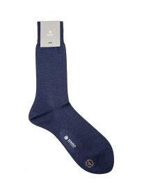 【SALE/10%OFF】nano・universe シルクソリッドソックス ナノユニバース ファッショングッズ ソックス/靴下 ネイビー ホワイト グレー
