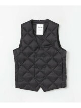 TAION W-BREASTED DOWN GILET