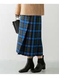 Sonny Label 【予約】【WEB限定】【別注】GLEN FYNE*Sonny Label チェックスカート サニーレーベル スカート スカートその他 ブルー パープル オレンジ【送料無料】