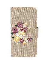 ナイロンシシュウiPhone6/6Sケース