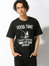 gym master/(M)gym master GOOD TIME TEE