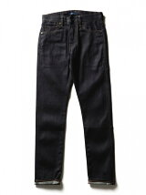 LEVI'S(R)MADE&CRAFTED(TM)-STUDIOテーパー/ブルー