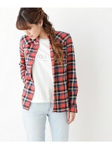 Levi's ウエスタンチェックシャツ