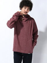 feel so easy/(U)melange sweat parka