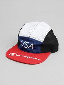 【SALE/50%OFF】Champion (M)CH/NY JET CAP ベイフロー 帽子/ヘア小物 キャップ ブラック レッド