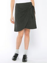 リボンラップスカート