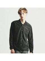 【WEB別注】モダールオープンカラーロングスリーブシャツ【予約】