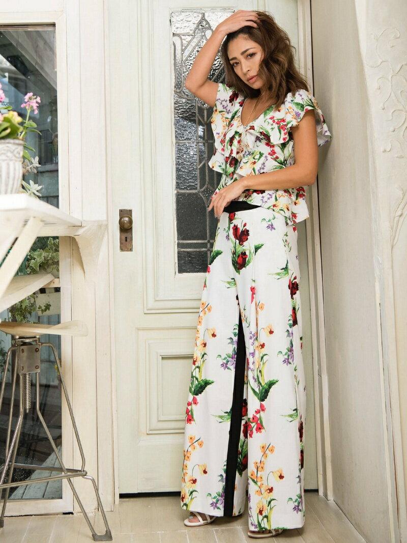 【SALE/30%OFF】Million Carats spring flowerパンツ[DRESS/ドレス] ミリオンカラッツ パンツ/ジーンズ【RBA_S】【RBA_E】【送料無料】