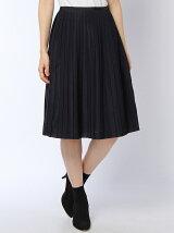 ツィッギーチェックプリーツスカート