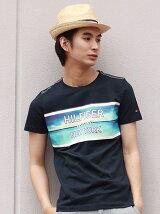 (M)プリントTシャツ