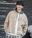 """【SALE/16%OFF】coen 【WEB限定カラー】USAコットンシェフシャツ""""CHEF SHIRTS""""(セットアップ対応)# コーエン シャツ/…"""
