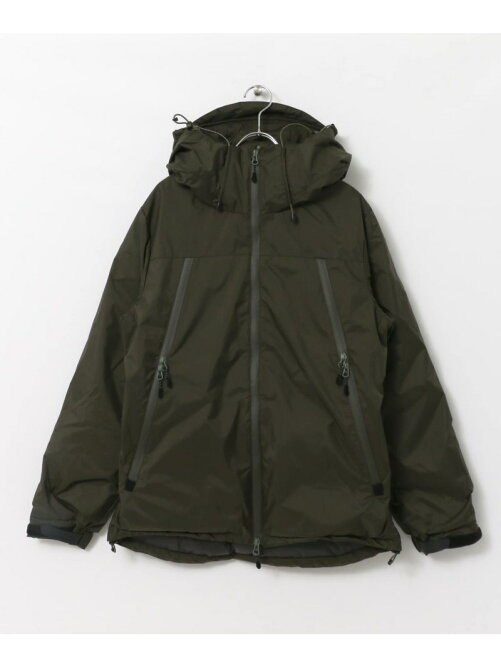 NANGA×URBAN RESEARCH iD AURORA 3LAYER DOWN BLOUSON