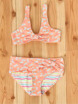 (K)B CROP TOP SET RG