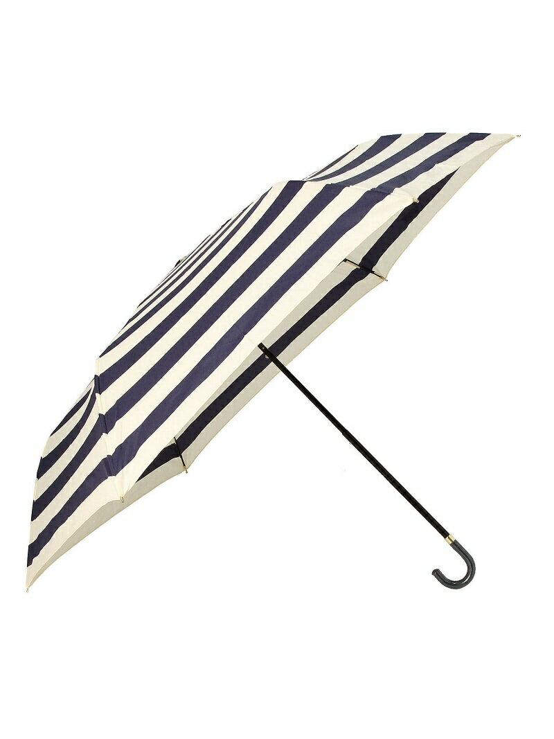 B:MING by BEAMS w.p.c / ボーダー 折りたたみ傘 BEAMS ビームス ビーミング ライフストア バイ ビームス