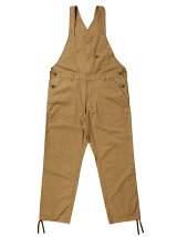 RIPSTOP CANVAS OVERALL