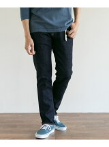 DENIM SLIM TAPERED