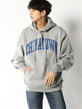 CHINATOWN HOODED SWEAT