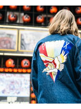 Phoenix denim coat