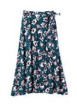 《EDIT COLONGE》フラワーアシメロングスカート