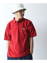 BEN DAVIS/ONE POINT POLO SHIRTS