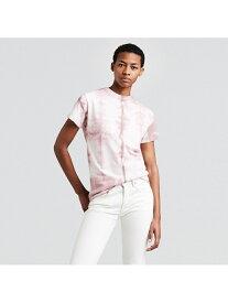 【SALE/52%OFF】Levi's BOYTシャツ/SHIBORI リーバイス カットソー Tシャツ【送料無料】