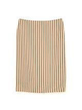 ◆大きいサイズ◆ストライププリントスカート