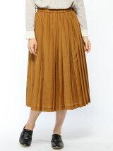 T/Lプリーツスカート