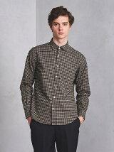 □UASB ギンガムチェック フランネルシャツ