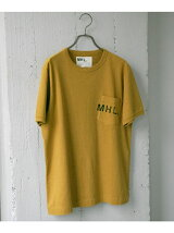 MHL.×URBAN RESEARCH 別注LOGO T-SHIRTS