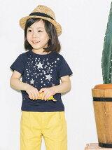 STAR Tシャツ/キッズ/夏