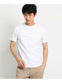 【SALE/40%OFF】THE SHOP TK レッドロゴTシャツ ザ ショップ ティーケー カットソー Tシャツ ホワイト