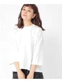 【SALE/50%OFF】studio CLIP CボックスTシャツ スタディオクリップ カットソー Tシャツ ホワイト グレー ブラウン パープル