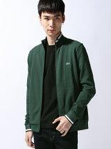 (M)ジップアップスウェットシャツ